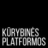 Kūrybinės platformos, VšĮ логотип