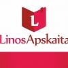 """L. Urbonavičienės IĮ """"Linos Apskaita"""" logotipas"""