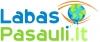 Labas, pasauli, UAB logotyp