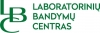 Laboratorinių bandymų centras, UAB logotipas
