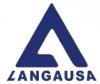 Langausa, UAB logotipas