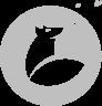 Lapės ir bitės, MB logotype
