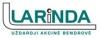 Larinda, UAB logotipo