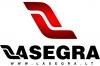 Lasegra, UAB 标志