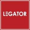 Legator, UADBB logotipas