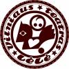 """Vilniaus teatras """"Lėlė"""" логотип"""