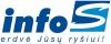 Info S, UAB logotipas