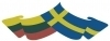 Lietuvių ir švedų draugijų sąjunga logotipas