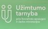 Užimtumo tarnyba prie Lietuvos Respublikos socialinės apsaugos ir darbo ministerijos Logo
