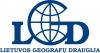 Lietuvos Geografų Draugija logotipas