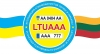 Lietuvos ir Ukrainos automobilistų asociacija logotipas