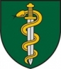Lietuvos kariuomenės Dr. Jono Basanavičiaus karo medicinos tarnyba logotipas