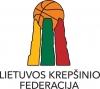 Lietuvos krepšinio federacija logotipas