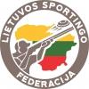 Lietuvos sportingo federacija logotipas