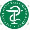Lietuvos metų vaistininkų klubas логотип