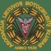 "Asociacija ""Lietuvos motociklistų klubas (LMK)"" логотип"