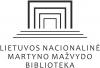 Lietuvos nacionalinė Martyno Mažvydo biblioteka logotype