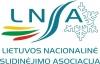 Lietuvos Nacionalinė Slidinėjimo Asociacija logotipas