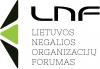 Lietuvos negalios organizacijų forumas logotipas
