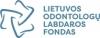Lietuvos odontologų labdaros ir paramos fondas логотип