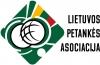 Lietuvos petankės asociacija 标志