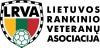 Lietuvos rankinio veteranų asociacija logotype