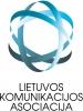 Lietuvos komunikacijos asociacija logotipas