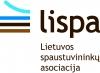 Lietuvos spaustuvininkų asociacija logotipas