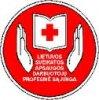 Lietuvos sveikatos apsaugos darbuotojų profesinė sąjunga logotipas