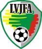 Lietuvos Vaikų ir Jaunių Futbolo Asociacija logotipas