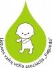 """Lietuvos vaikų vėžio asociacija """"Paguoda"""" logotipas"""