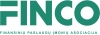 """Finansinių paslaugų įmonių asociacija """"Finco"""" logotipas"""