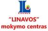 """Viešoji įstaiga """"Linavos"""" mokymo centras logotipas"""