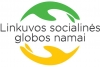 Linkuvos socialinės globos namai logotipas