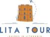 LITA TOUR logotipas