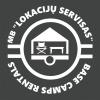 Lokacijų servisas, MB logotipas