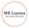 Luenas, MB logotype