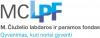 M. Čiuželio labdaros ir paramos fondo Marijampolės atstovybė logotipas
