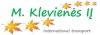 M. Klevienės Individuali Įmonė logotipas