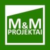 """UAB """"M&M projektai"""" logotipas"""