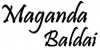 MAGANDA baldai logotipas