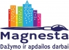 Magnesta, MB logotipas