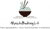 MAISTO BOOKING, MB logotipas