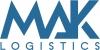 """UAB """"MAK Logistics"""" логотип"""