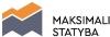 Maksimali statyba, UAB logotype