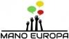 Mano Europa, asociacija logotipas