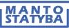 Manto statyba, UAB logotype