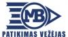 Marbusas, UAB logotyp