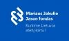 Mariaus Jakulio Jason fondas, VšĮ logotipas