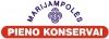Marijampolės pieno konservai, UAB logotype